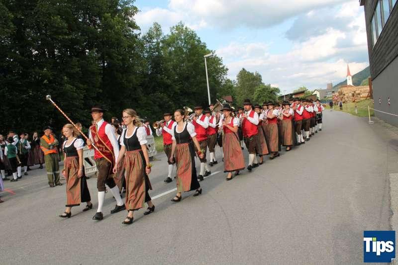 Bezirksmusikfest 2017 in Steinbach am Ziehberg - Bild 4