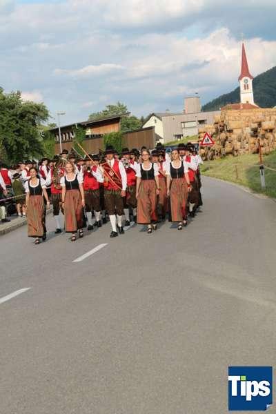 Bezirksmusikfest 2017 in Steinbach am Ziehberg - Bild 5