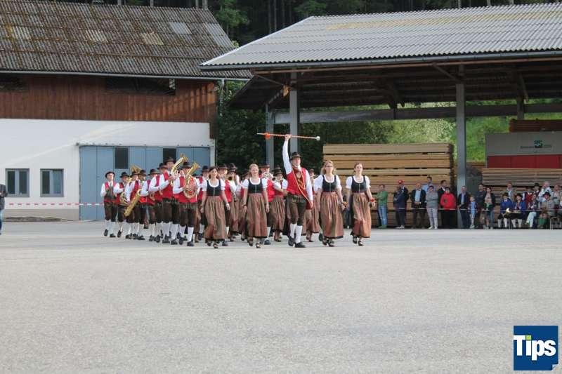 Bezirksmusikfest 2017 in Steinbach am Ziehberg - Bild 6