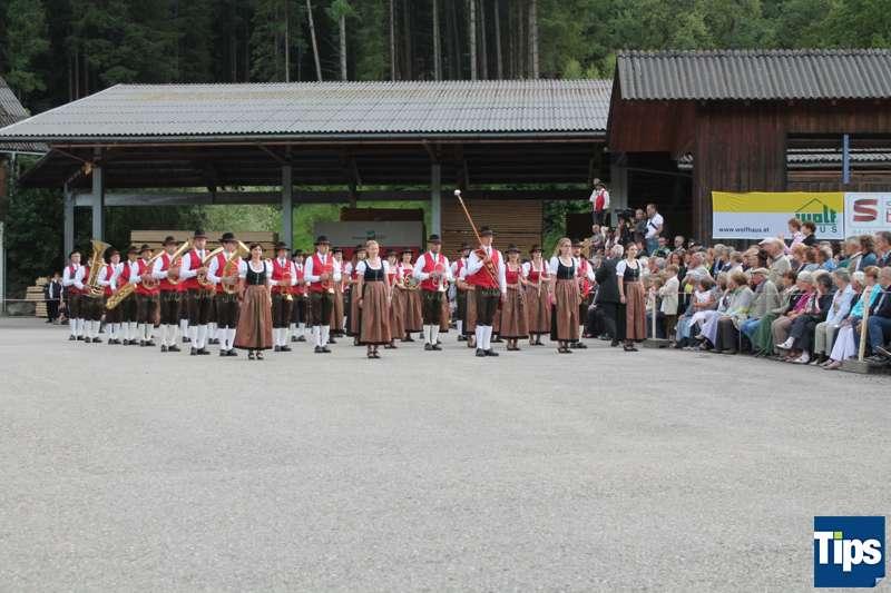Bezirksmusikfest 2017 in Steinbach am Ziehberg - Bild 7