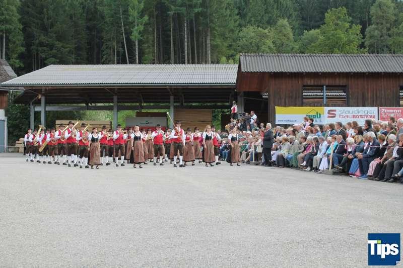 Bezirksmusikfest 2017 in Steinbach am Ziehberg - Bild 8