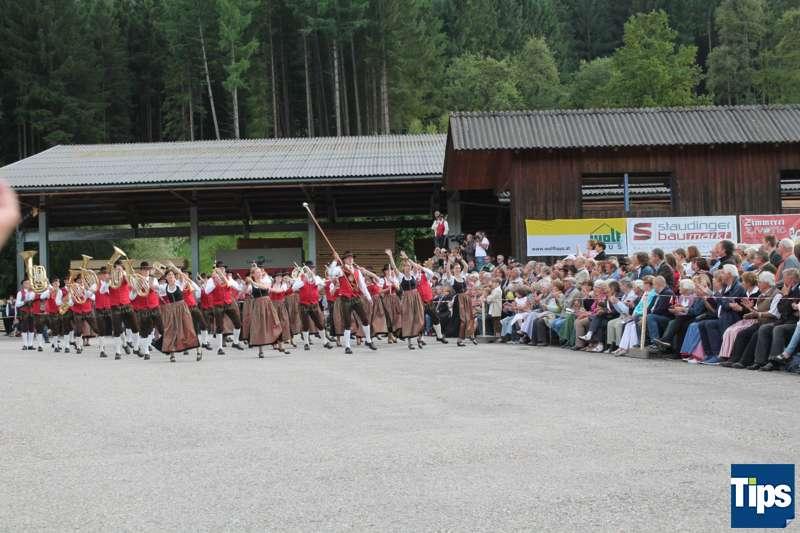 Bezirksmusikfest 2017 in Steinbach am Ziehberg - Bild 9