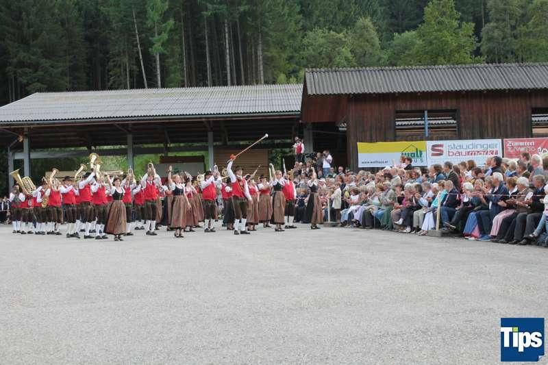 Bezirksmusikfest 2017 in Steinbach am Ziehberg - Bild 10