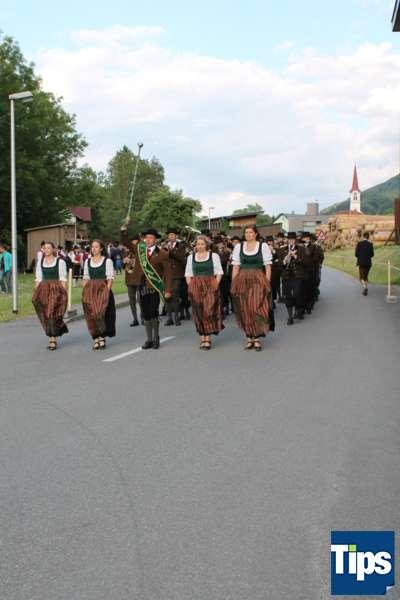Bezirksmusikfest 2017 in Steinbach am Ziehberg - Bild 11
