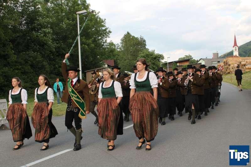 Bezirksmusikfest 2017 in Steinbach am Ziehberg - Bild 12