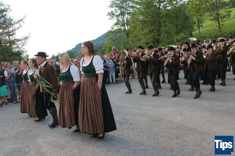 Bezirksmusikfest 2017 in Steinbach am Ziehberg - Bild 14
