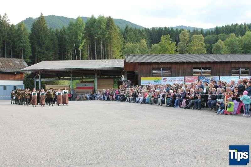 Bezirksmusikfest 2017 in Steinbach am Ziehberg - Bild 16