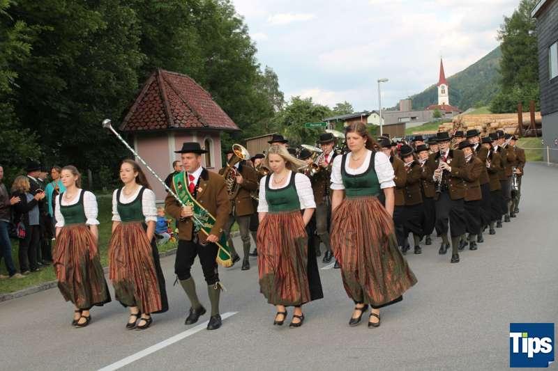 Bezirksmusikfest 2017 in Steinbach am Ziehberg - Bild 17