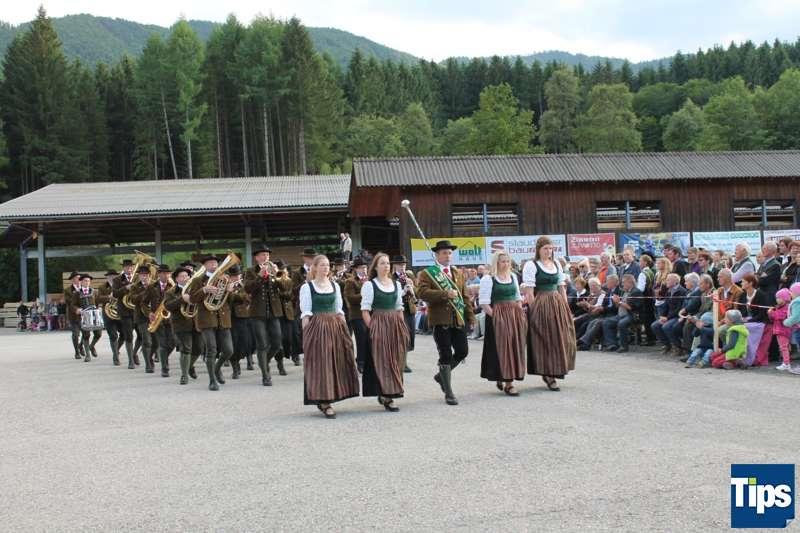 Bezirksmusikfest 2017 in Steinbach am Ziehberg - Bild 20