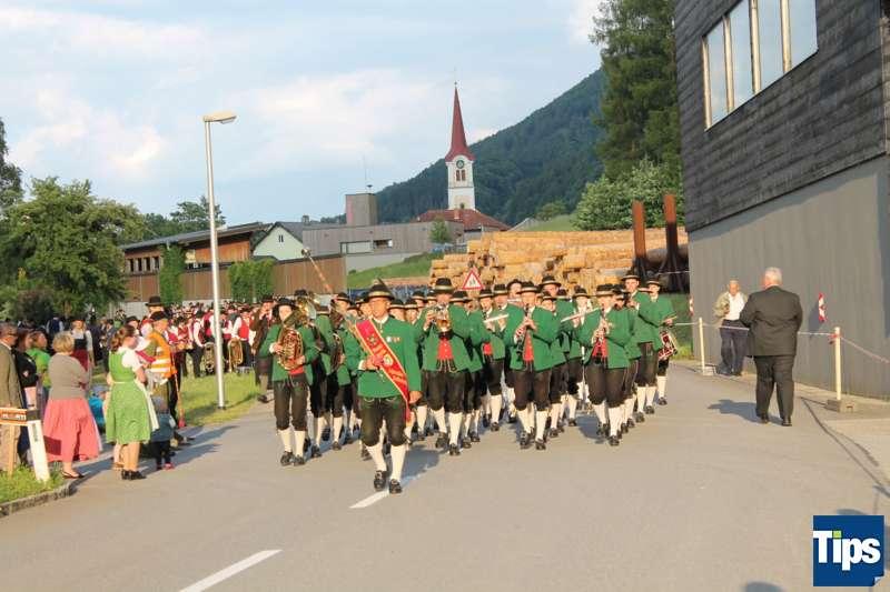 Bezirksmusikfest 2017 in Steinbach am Ziehberg - Bild 21