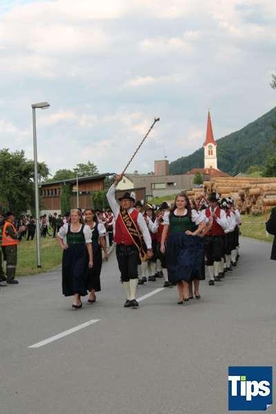 Bezirksmusikfest 2017 in Steinbach am Ziehberg - Bild 22