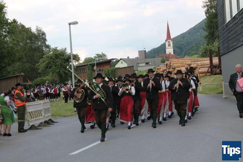 Bezirksmusikfest 2017 in Steinbach am Ziehberg - Bild 23