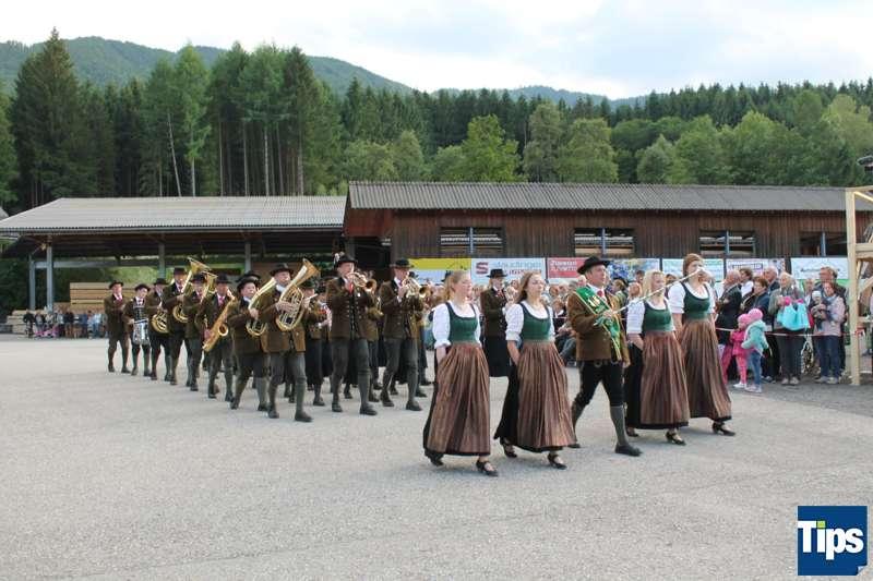 Bezirksmusikfest 2017 in Steinbach am Ziehberg - Bild 24