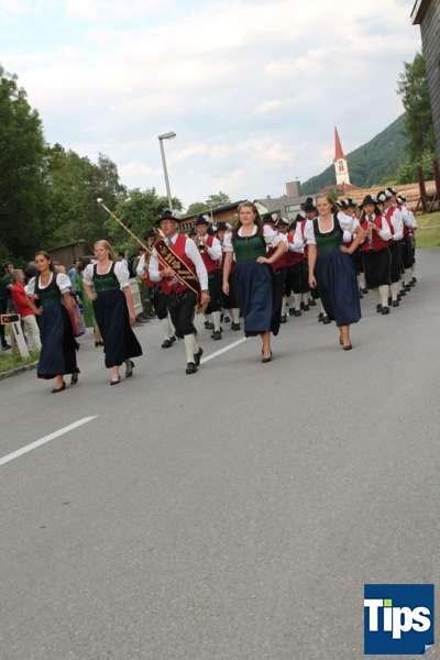Bezirksmusikfest 2017 in Steinbach am Ziehberg - Bild 25