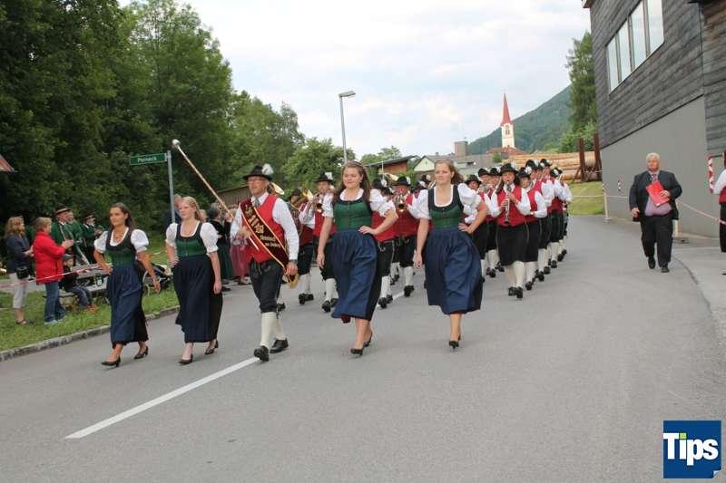 Bezirksmusikfest 2017 in Steinbach am Ziehberg - Bild 26