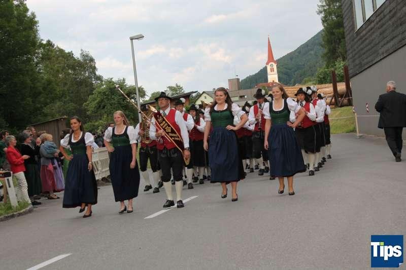 Bezirksmusikfest 2017 in Steinbach am Ziehberg - Bild 27