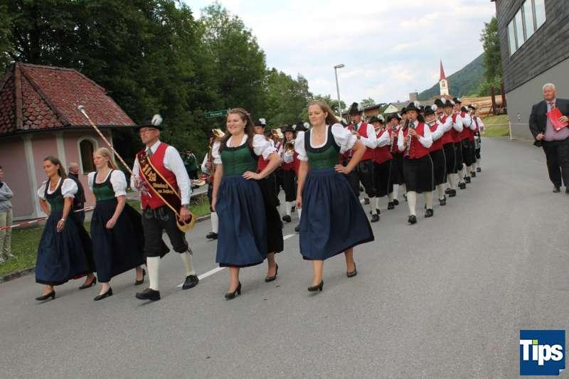 Bezirksmusikfest 2017 in Steinbach am Ziehberg - Bild 28
