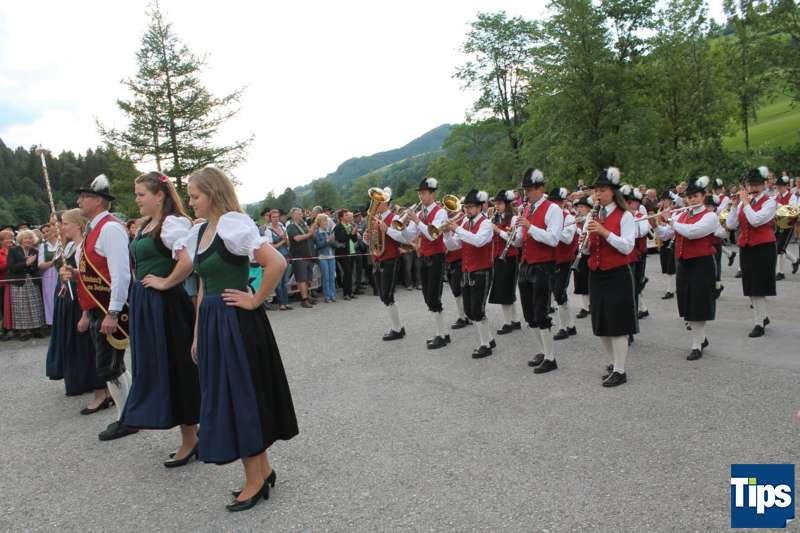 Bezirksmusikfest 2017 in Steinbach am Ziehberg - Bild 29