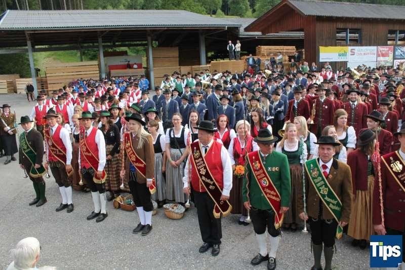 Bezirksmusikfest 2017 in Steinbach am Ziehberg - Bild 34