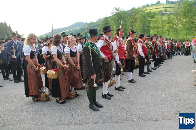 Bezirksmusikfest 2017 in Steinbach am Ziehberg - Bild 35