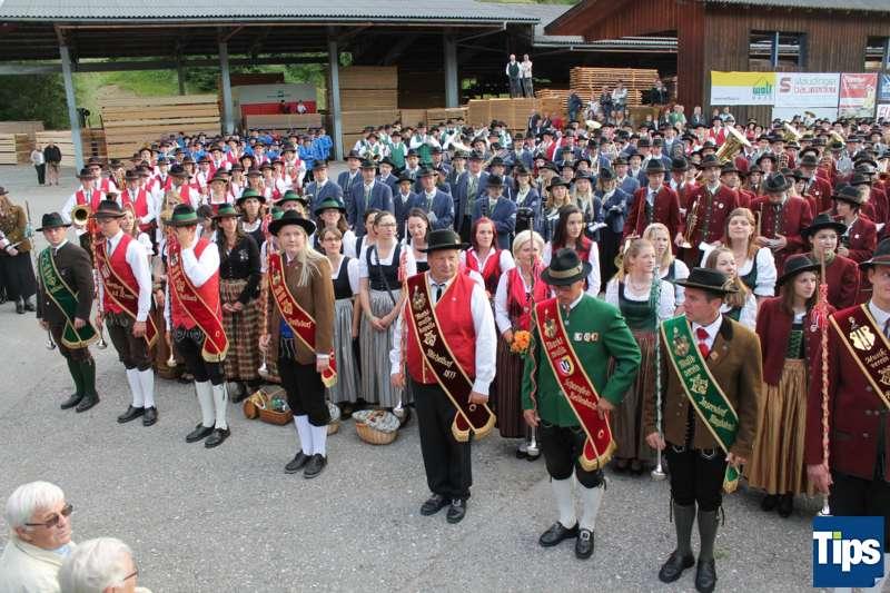 Bezirksmusikfest 2017 in Steinbach am Ziehberg - Bild 37
