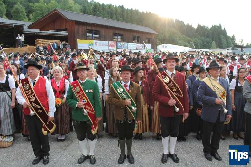 Bezirksmusikfest 2017 in Steinbach am Ziehberg - Bild 38