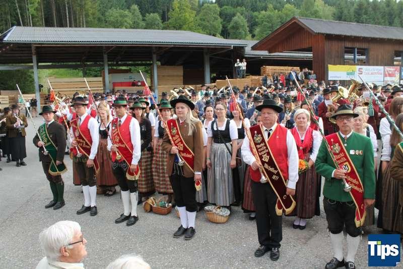 Bezirksmusikfest 2017 in Steinbach am Ziehberg - Bild 42