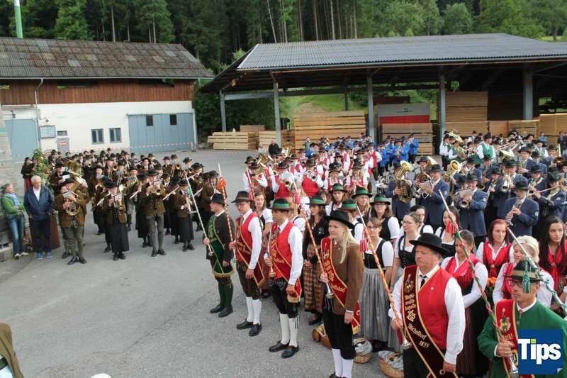 Bezirksmusikfest 2017 in Steinbach am Ziehberg - Bild 45