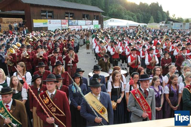 Bezirksmusikfest 2017 in Steinbach am Ziehberg - Bild 46