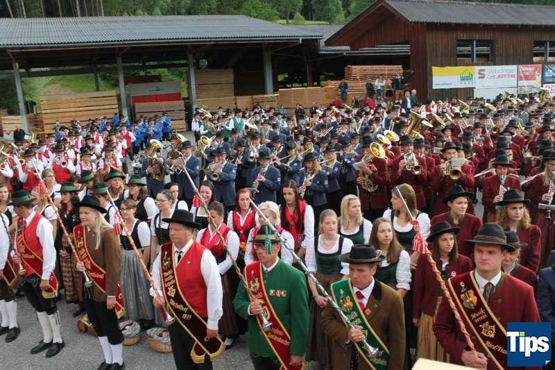 Bezirksmusikfest 2017 in Steinbach am Ziehberg - Bild 47
