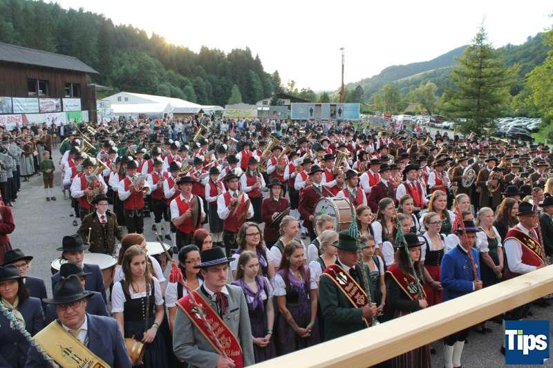Bezirksmusikfest 2017 in Steinbach am Ziehberg - Bild 48