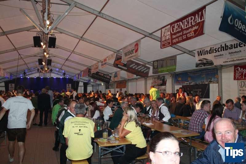 Bezirksmusikfest 2017 in Steinbach am Ziehberg - Bild 59