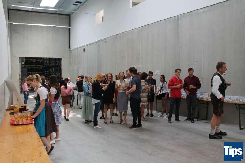 Eröffnungsfeier Erweiterungsprojekt MARK - Bild 5