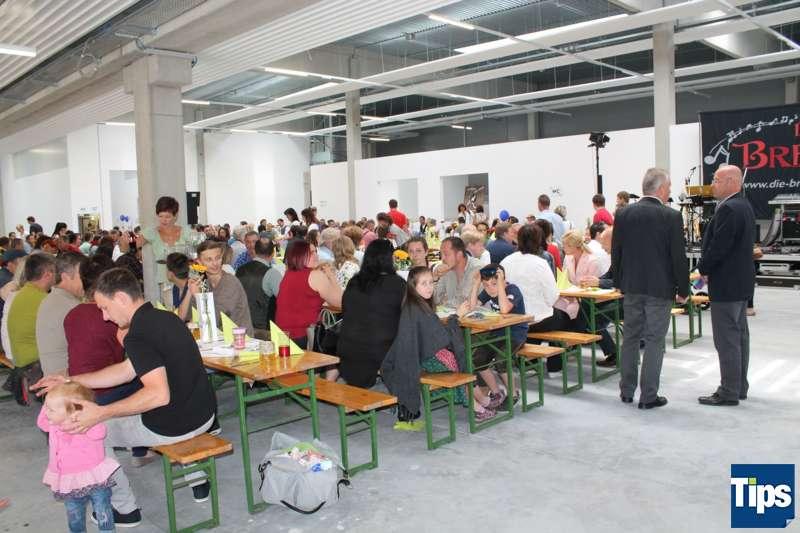 Eröffnungsfeier Erweiterungsprojekt MARK - Bild 20