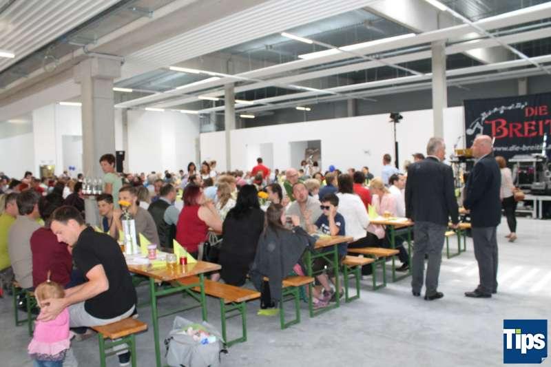 Eröffnungsfeier Erweiterungsprojekt MARK - Bild 21