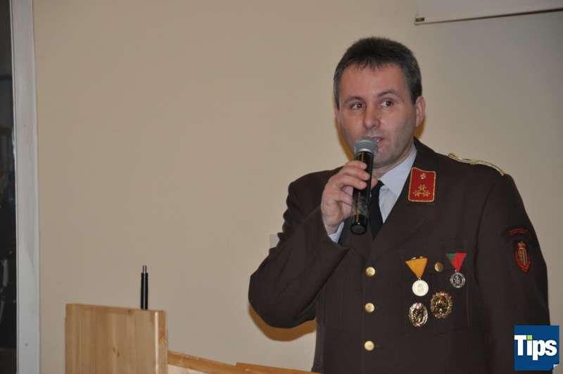 Jahreshauptversammlung der Freiwilligen Feuerwehr Inzersdorf - Bild 1
