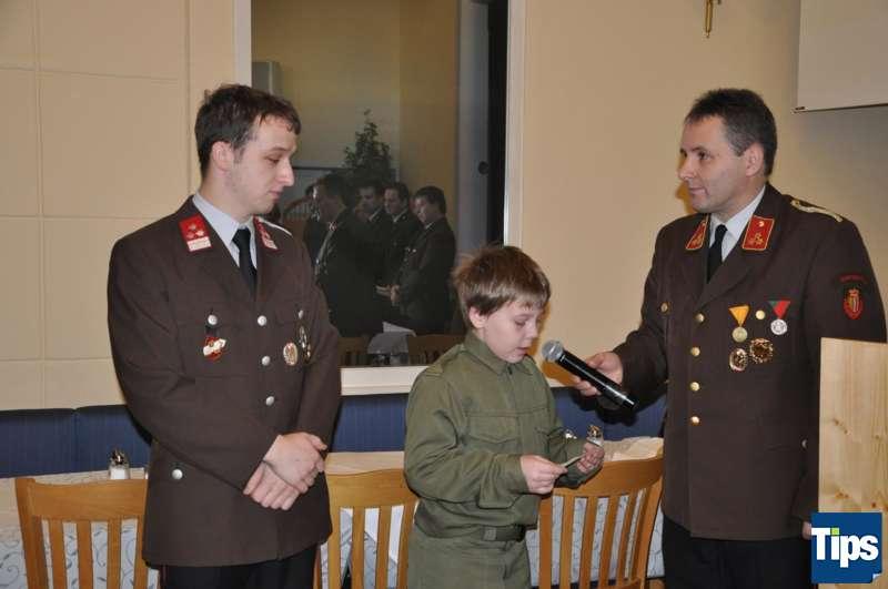 Jahreshauptversammlung der Freiwilligen Feuerwehr Inzersdorf - Bild 9