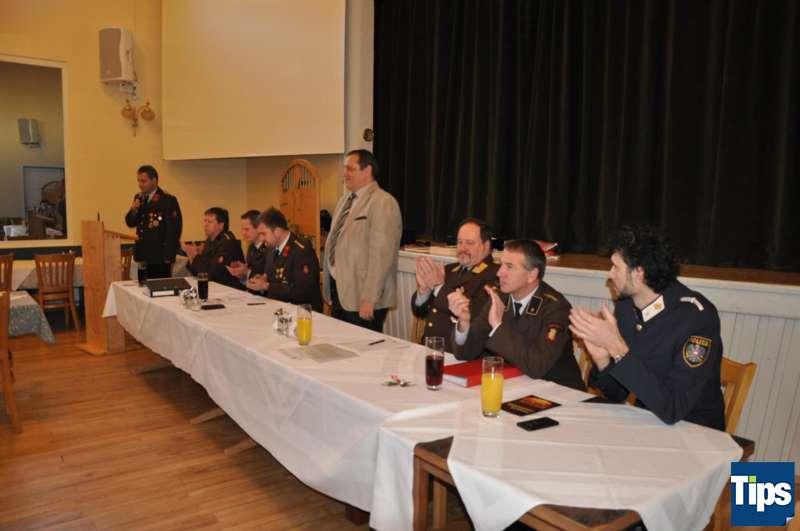 Jahreshauptversammlung der Freiwilligen Feuerwehr Inzersdorf - Bild 13
