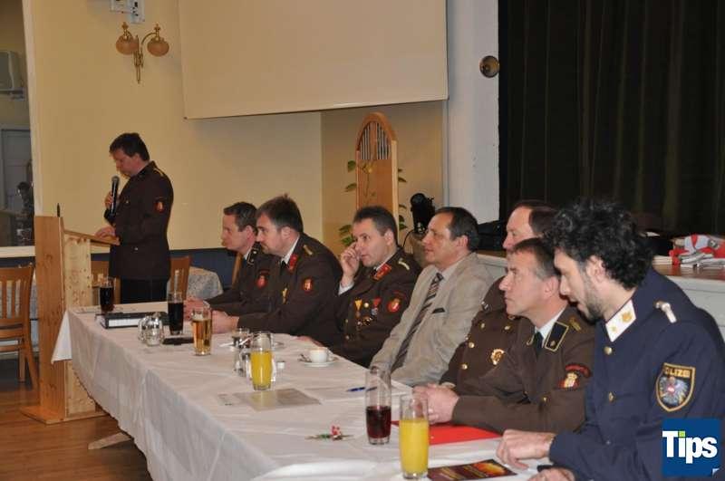 Jahreshauptversammlung der Freiwilligen Feuerwehr Inzersdorf - Bild 17