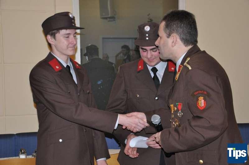 Jahreshauptversammlung der Freiwilligen Feuerwehr Inzersdorf - Bild 21