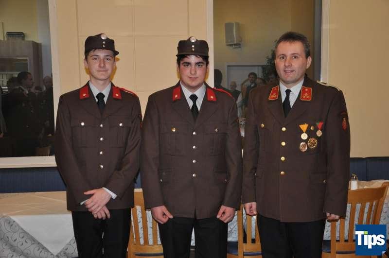Jahreshauptversammlung der Freiwilligen Feuerwehr Inzersdorf - Bild 24
