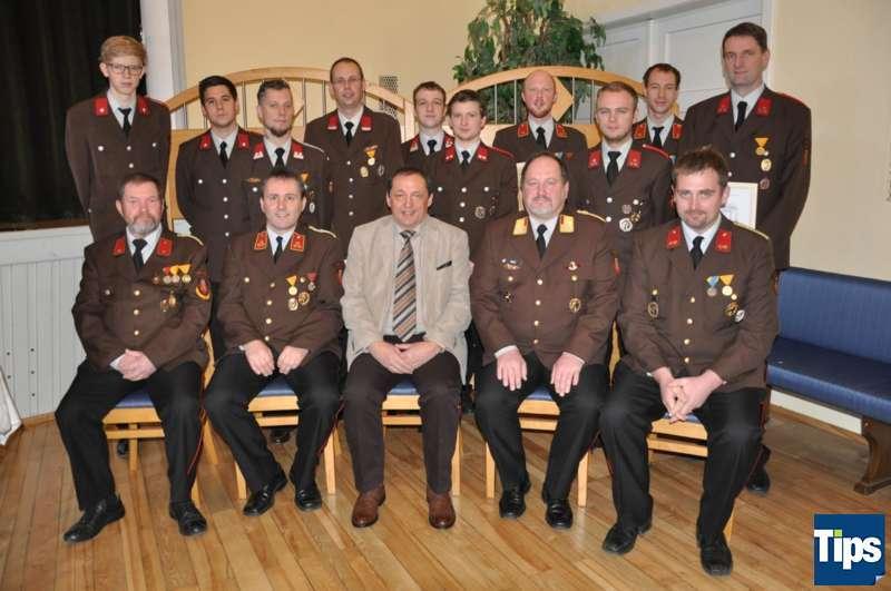 Jahreshauptversammlung der Freiwilligen Feuerwehr Inzersdorf - Bild 28