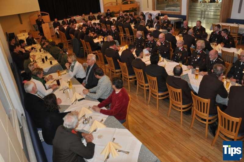 Jahreshauptversammlung der Freiwilligen Feuerwehr Inzersdorf - Bild 29