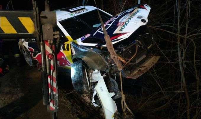 Raimund Baumschlager erlitt bei einem Unfall auf der Rebenland ...