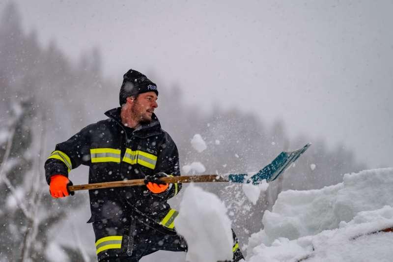 Bundesheer und Feuerwehren in Rosenau und Spital am Pyhrn im Einsatz - Bild 5
