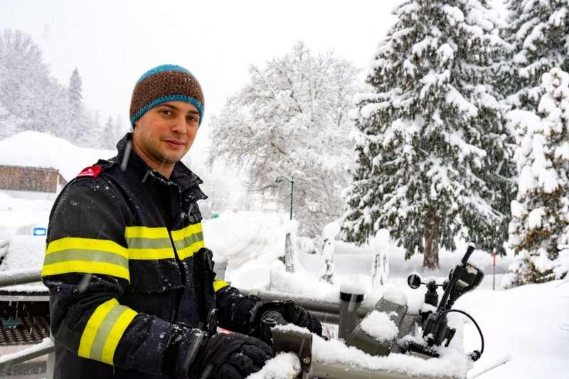 Bundesheer und Feuerwehren in Rosenau und Spital am Pyhrn im Einsatz - Bild 15