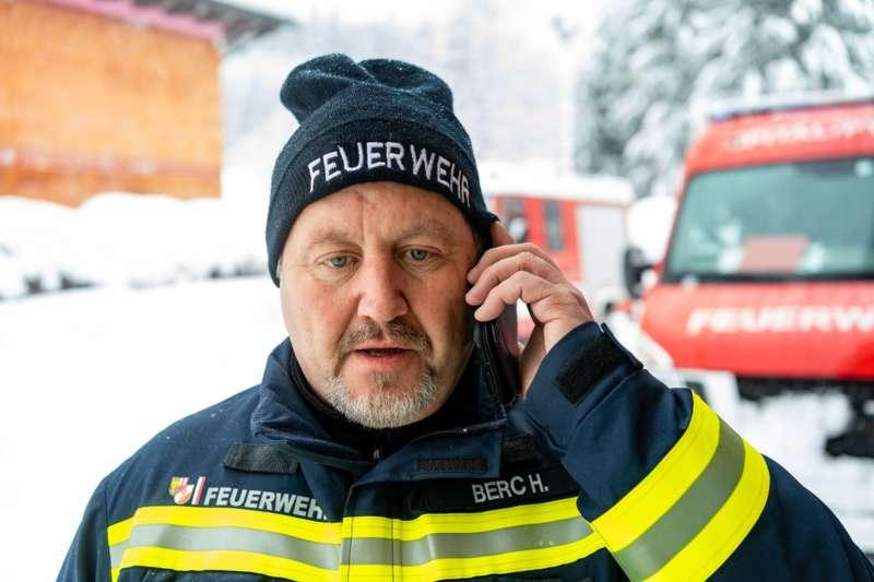 Bundesheer und Feuerwehren in Rosenau und Spital am Pyhrn im Einsatz - Bild 37