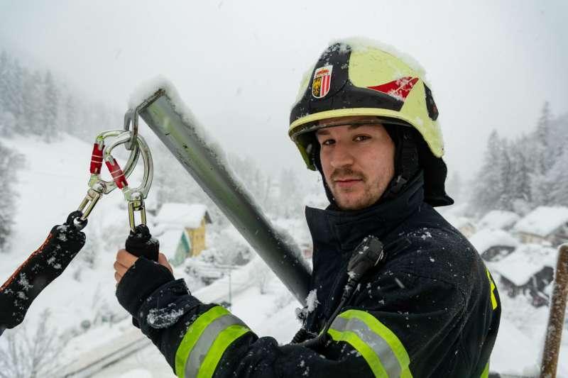 Bundesheer und Feuerwehren in Rosenau und Spital am Pyhrn im Einsatz - Bild 39
