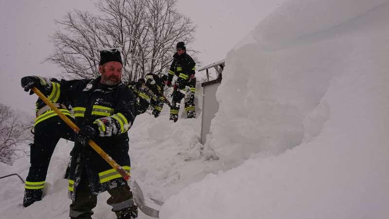 Bundesheer und Feuerwehren in Rosenau und Spital am Pyhrn im Einsatz - Bild 47
