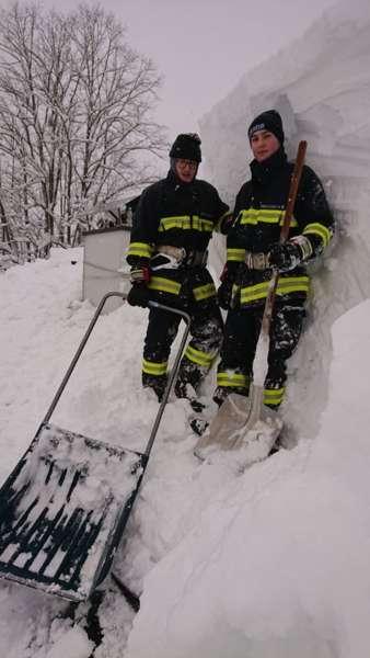 Bundesheer und Feuerwehren in Rosenau und Spital am Pyhrn im Einsatz - Bild 54
